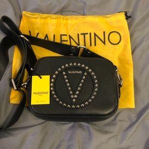 Authentic Valentino by Mario Studded Handbag